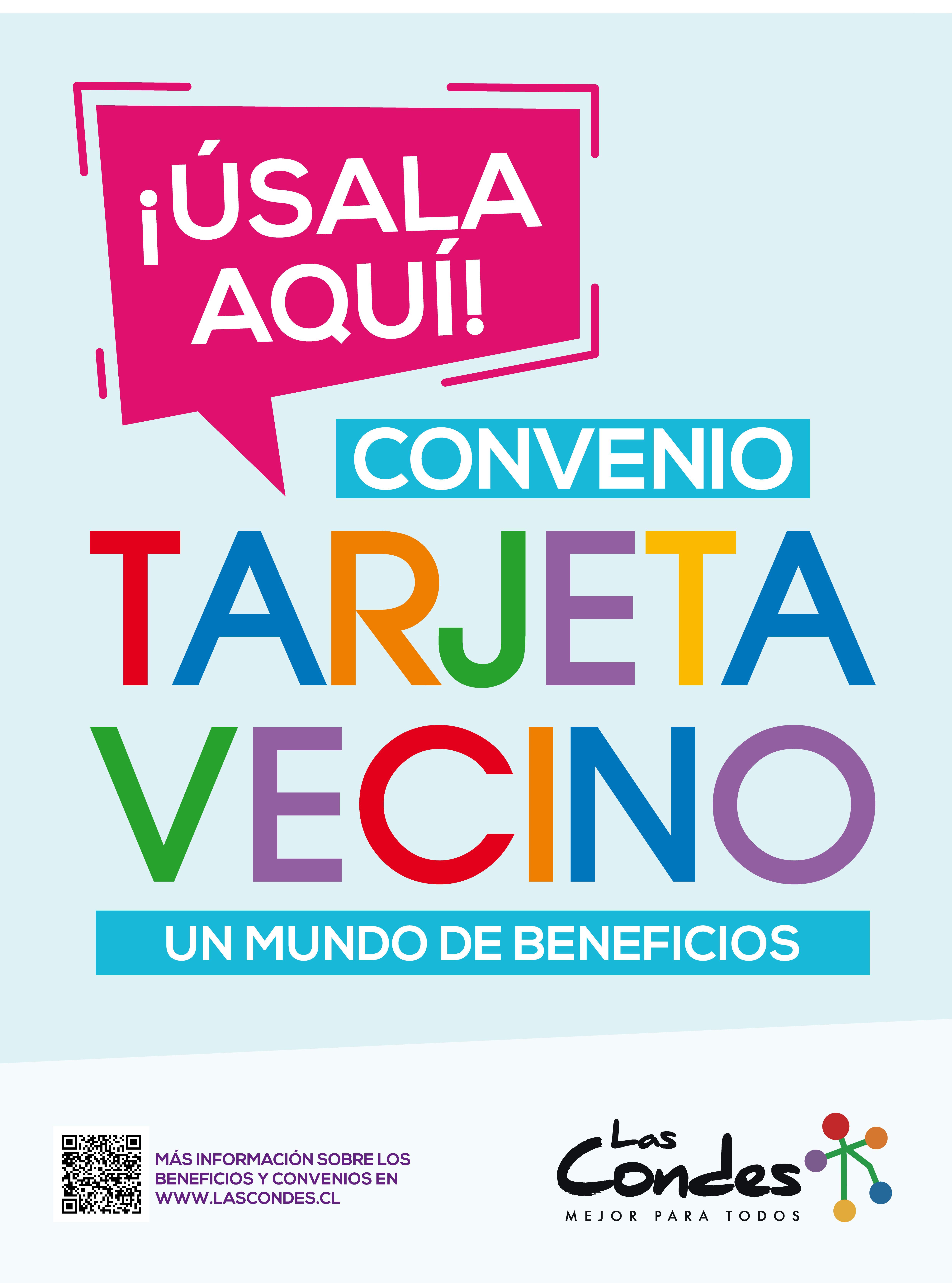 Convenio Curso Excel - Tarjeta Vecino Las Condes